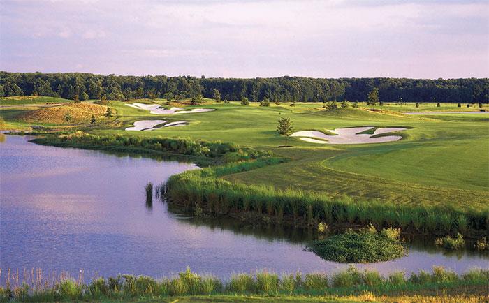 Waterfront Golf Community